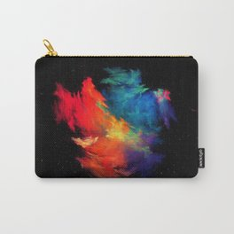 Rainbow colors Carry-All Pouch