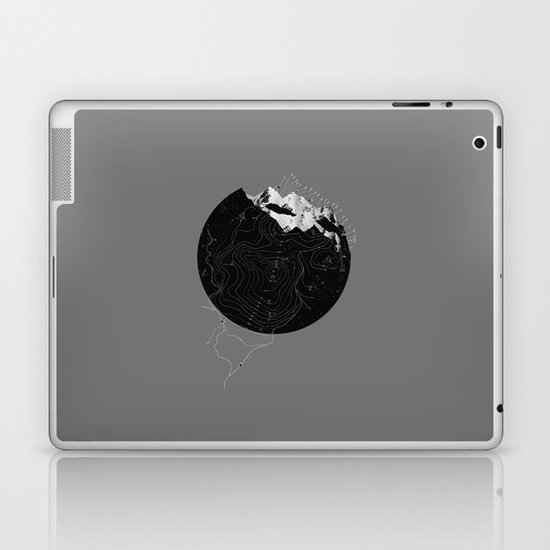 Topos Laptop & iPad Skin
