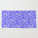 Purple Swirls by zeldashafferdesigns
