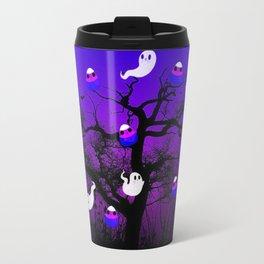 Spooky Candy Tree Travel Mug