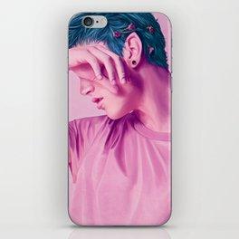 Strange Love iPhone Skin