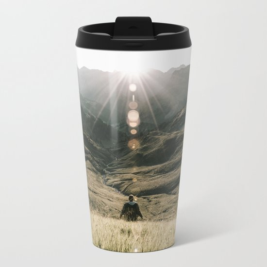 Freedom Metal Travel Mug