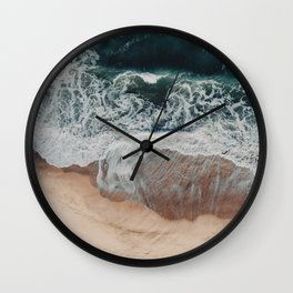 Sands of Gold Wall Clock