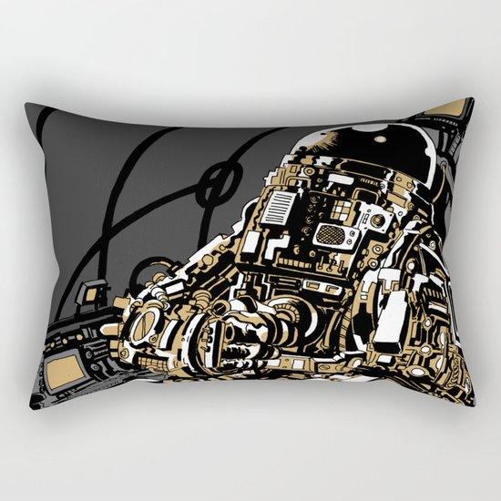 Full Throttle Rectangular Pillow