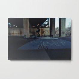 Table Top Metal Print