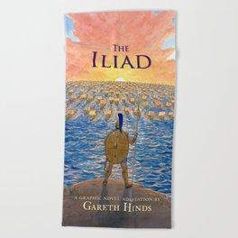 The ILIAD Cover high Beach Towel