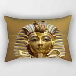 Egypt King Tut Rectangular Pillow