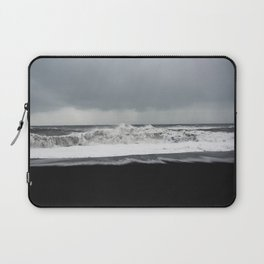 Winter Waves Laptop Sleeve