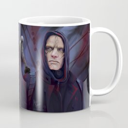 Mr. Quinlan | Bloody Invictus Coffee Mug