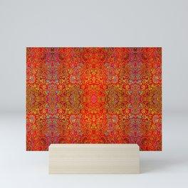 Abstract sparkle beautiful samples Mini Art Print