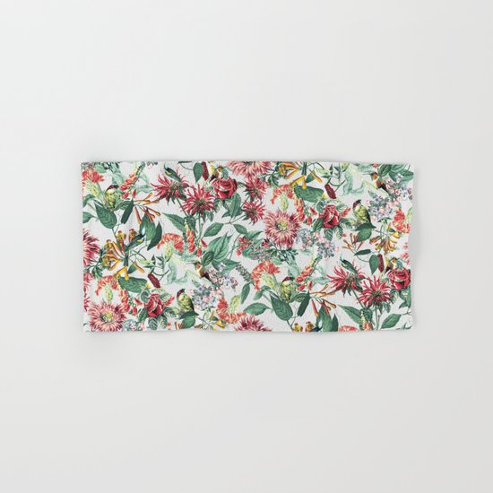 Botanical Garden II Hand & Bath Towel