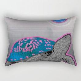 California Pleasure Turtle Rectangular Pillow