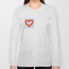 Romantic (quality textured, 163) Long Sleeve T-shirt