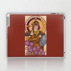 Chronos IV Nouveau Laptop & iPad Skin