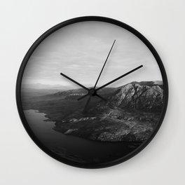 Loch Lurgainn and Beinn an Eoin Wall Clock