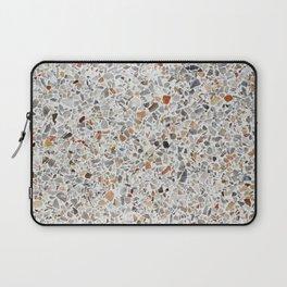 Terrazzo finish floor pattern Laptop Sleeve