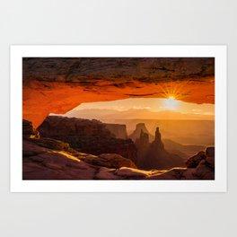 Grandeur (Fine Art Landscape Photography) Art Print