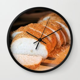 Bread - Beautiful Offering Wall Clock