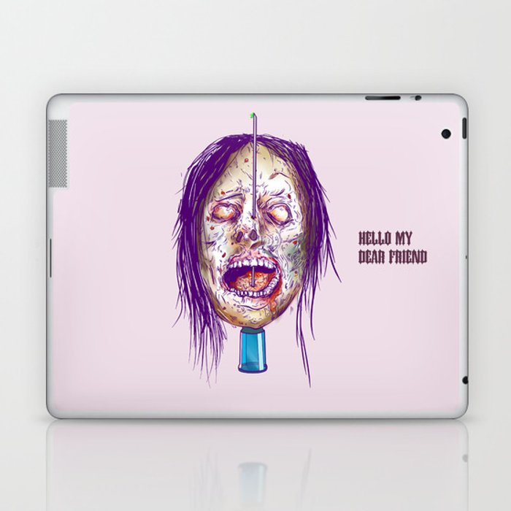 junkie Laptop & iPad Skin
