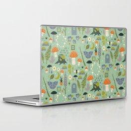 Fairy Garden Laptop & iPad Skin