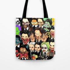 Every Wednesday Addams Tote Bag