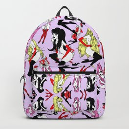 Vamps & Vixens Backpack