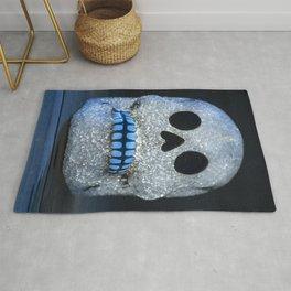 Crystal Skull Rug
