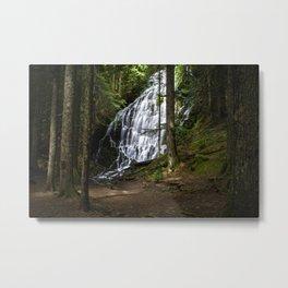 Ramona Falls, Oregon Metal Print