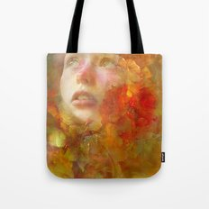 Garden of the Delights Tote Bag
