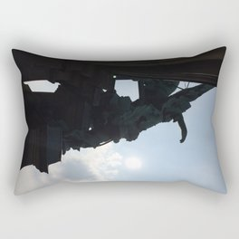 Dark Angel Rectangular Pillow