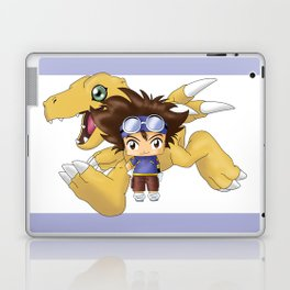 Chibi Tai Laptop & iPad Skin