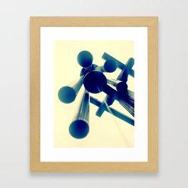 Windchimes Framed Art Print