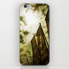 Feed me Clouds 2 iPhone & iPod Skin