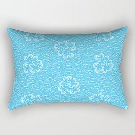 Sea Lettuce_Pattern Rectangular Pillow