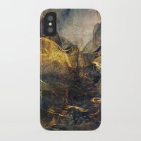 once upon a  time iPhone & iPod Cases featuring Once Upon a Time by Klara Acel