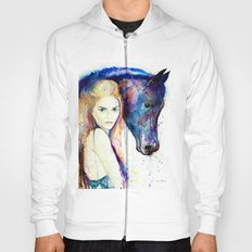 Horse Girl  Hoody