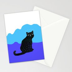 Cats Life 2 Stationery Cards