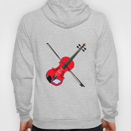 Arkansas State Fiddle Hoody