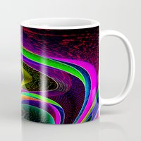 magneto Mugs featuring magneto-dynamic by David  Gough