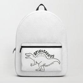 Spinosaurus Backpack