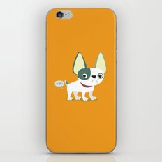 Frenchie iPhone & iPod Skin