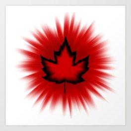 Cool Canada Souvenirs Art Print
