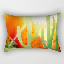 Mexico Rectangular Pillow