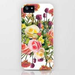 Here comes spring iPhone Case