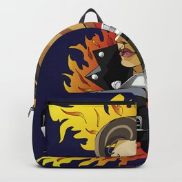 Rock'n'Roll Backpack