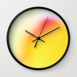 A Glimpse of tomorrow 2 Wall Clock