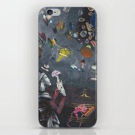 Lady Edyta iPhone Skin