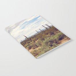 Under Arizona Skies Notebook