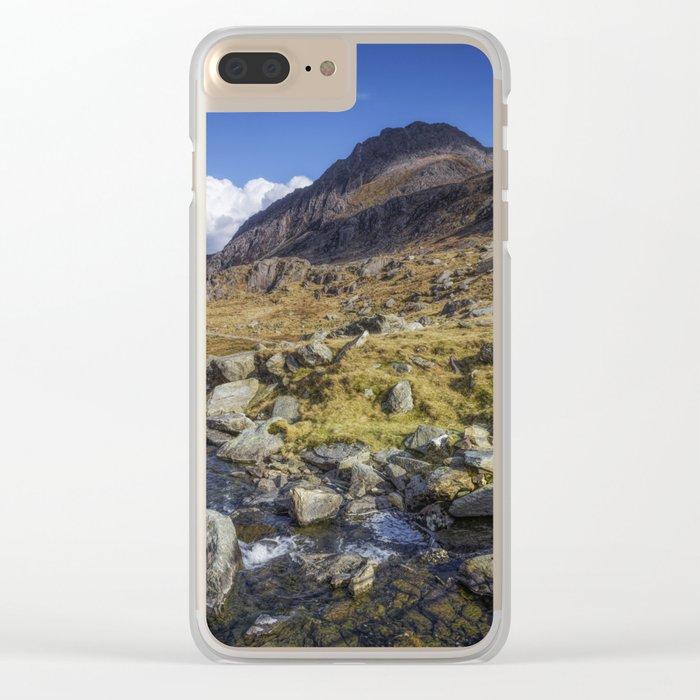 Tryfan Clear iPhone Case