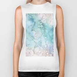 Soap & Bubbles Biker Tank